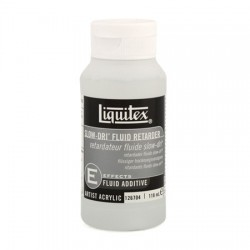 Médium Retardateur acrylique Liquitex 118ml