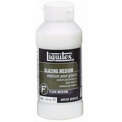 Médium glacis acrylique Liquitex 237 ml