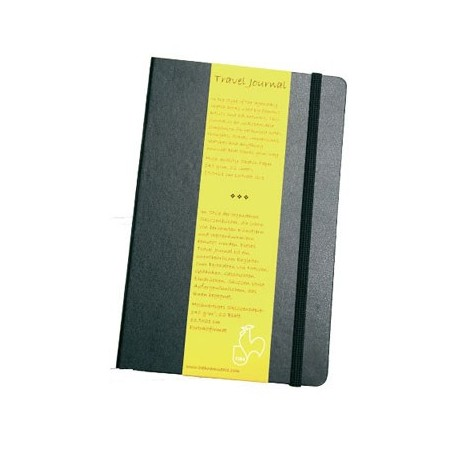 Carnet travel journal Hahnemuhle 140gr 124fles 13,5x21